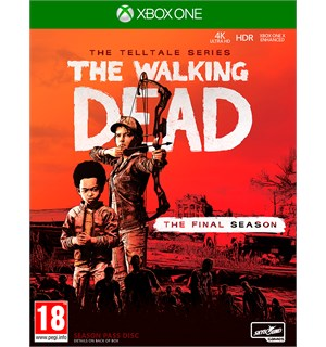 The Walking Dead Final Season Xbox One The Telltale Series